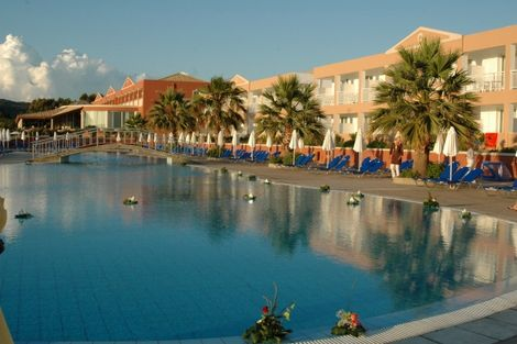 Grece-Corfou, Hôtel Labranda Sandy Beach Resort 5*