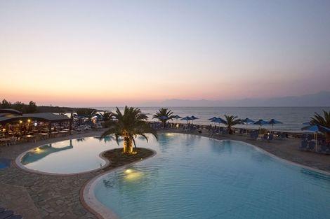 Grece-Corfou, Hôtel Le Mareblue Beach 4*