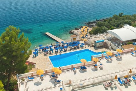 Grece-Corfou, Club Lookéa Sunshine Corfou 4*