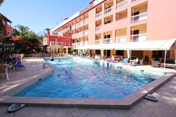 Piscine - Oasis Hotel Oasis3* Corfou Grece