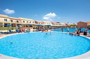 Grece-Corfou, Hôtel SplashWorld Aqualand Resort 4*
