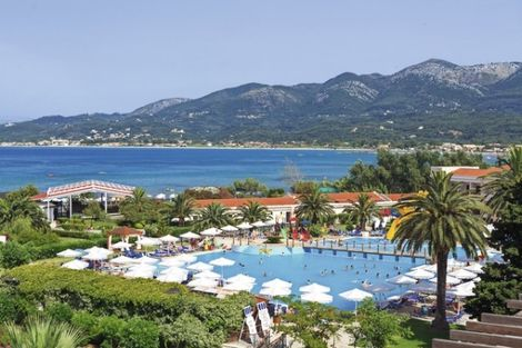 Grece-Corfou, Club Jet Tours Roda Beach 4*