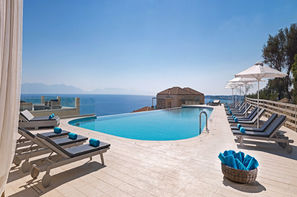 Grece-Kalamata, Hôtel Camvillia Resort & Spa 5*
