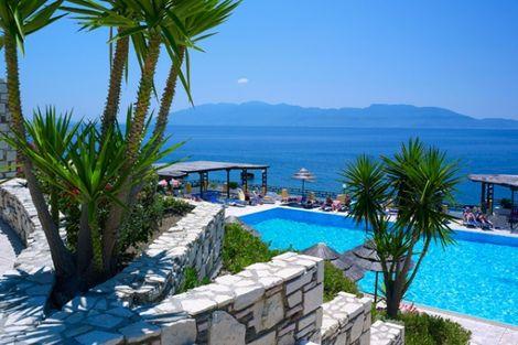 Grece-Kos, Hôtel Dimitra Beach Resort 4*