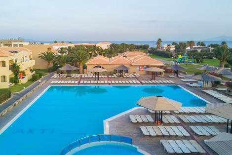 Grece : Hôtel Akti Beach Club