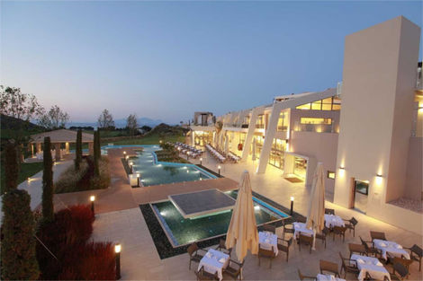 Grece-Kos, Hôtel Blue Lagoon Village 5*
