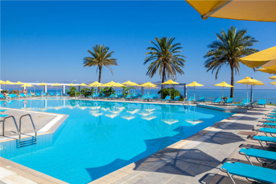 Club Marmara Zorbas Beach Kos Iles Grecques