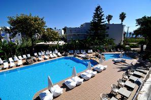 Grece-Kos, Hôtel Palm beach 3*