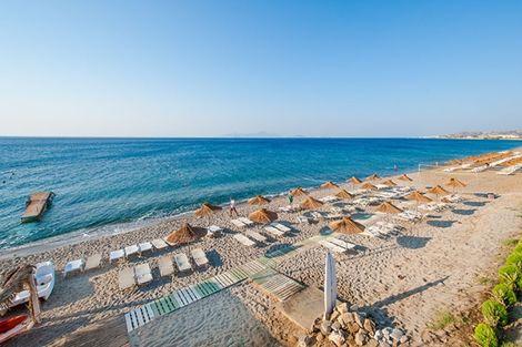 Grece-Kos, Hôtel Akti Beach Club 4*