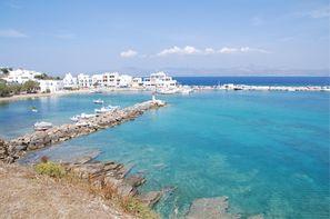 Grece-Mykonos, Hôtel Arkas Inn 3* sup