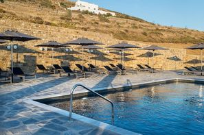 Grece-Mykonos, Hôtel Alkistis Hotel 3*