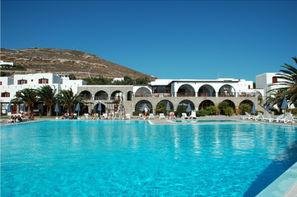 Grece-Mykonos, Hôtel Angelika Paros 4*