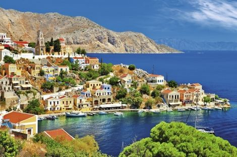 Grece-Rhodes, Club Jet Tours Rodos Village 5*