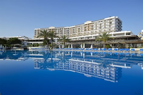 Grece-Rhodes, Club Coralia Amilia Mare Beach Resort 5*