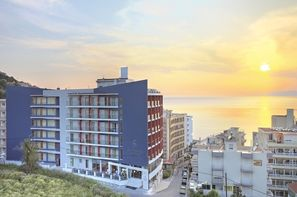 Grece-Rhodes, Hôtel Smartline Semiramis 4*