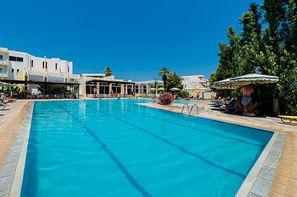 Grece-Rhodes, Hôtel Afandou Beach 3*