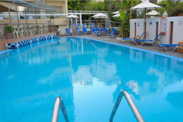 piscine - Agla Hotel Agla4* Rhodes Rhodes