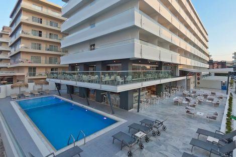 Grece-Rhodes, Hôtel Alexia Premier City 4*