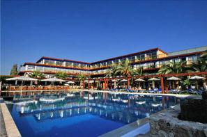 Grece-Rhodes, Hôtel All Senses Ocean Blue Seaside Resort en chambre double Comfort vue jardin 4*