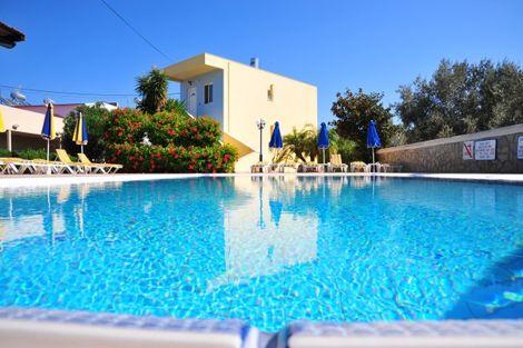 Grece-Rhodes, Hôtel Argiro Village 3*