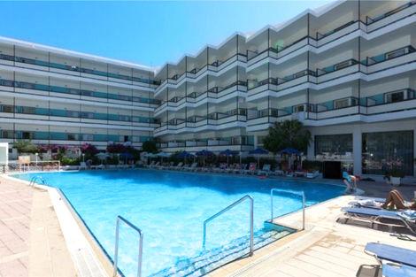Grece-Rhodes, Hôtel Belair Beach 4*