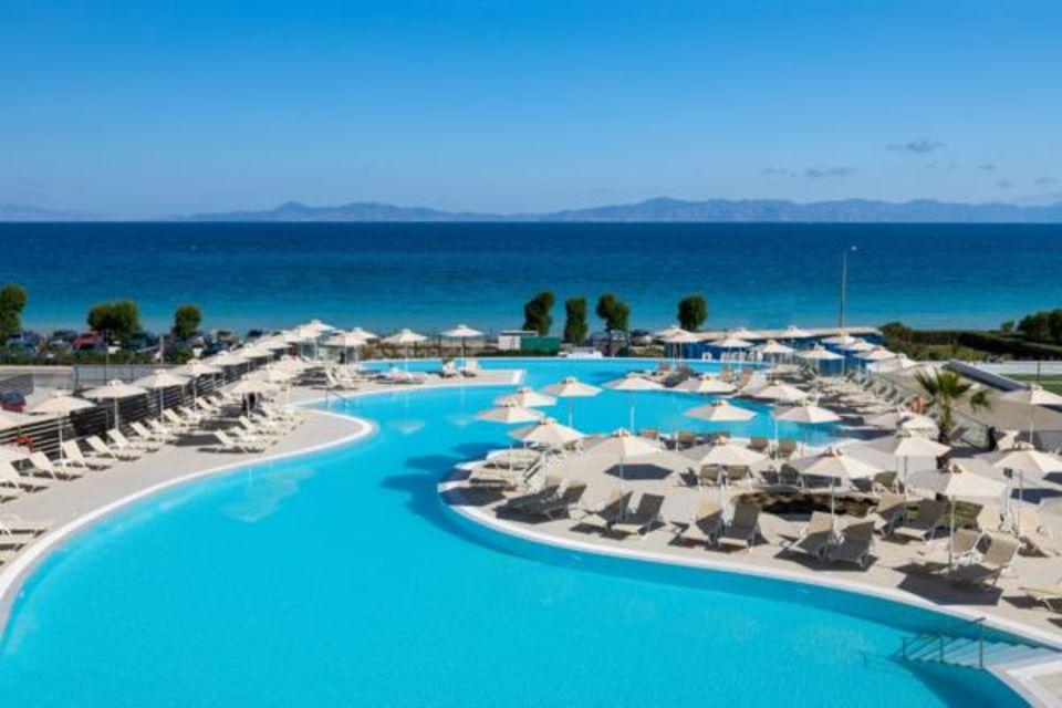Hôtel Belair Beach Rhodes Iles Grecques