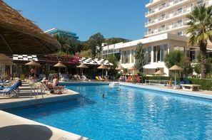 Grece-Rhodes, Hôtel Club Jumbo Pegasos Beach 4*