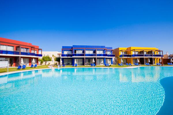 Photo piscine - Framissima Nautica Blue Resort Club Framissima Nautica Blue Resort4* sup Rhodes Grece