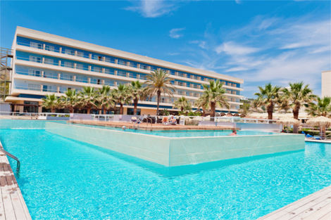 Grece-Rhodes, Club Héliades Blue Sea Beach Resort 4*