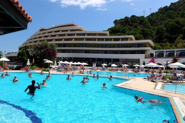 Piscine - Hôtel Olympic Palace Hôtel Hôtel Olympic Palace5* Rhodes Grece