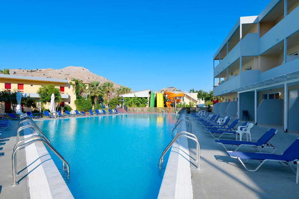 Club Jumbo Golden Odyssey Rhodes Iles Grecques