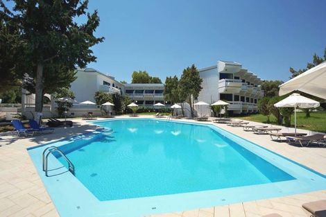 Grece-Rhodes, Hôtel Larisa Blue Boutique & Resort 3*