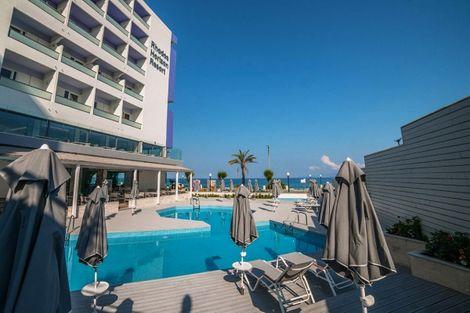 Grece-Rhodes, Hôtel Le Rhodos Horizon 4*