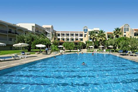 Grece-Rhodes, Hôtel Marianna Palace 4*
