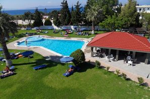 Grece-Rhodes, Hôtel Matoula Beach 4*