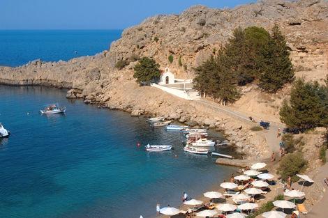 Hôtel Kamari Beach Rhodes Iles Grecques