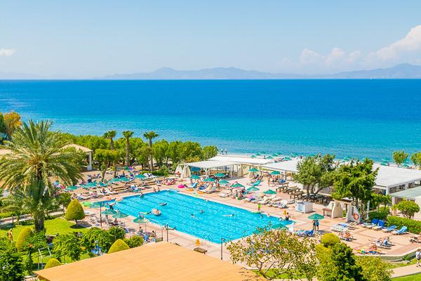 Vue panoramique - Labranda Blue Bay Resort Hotel Labranda Blue Bay Resort4* Rhodes Rhodes