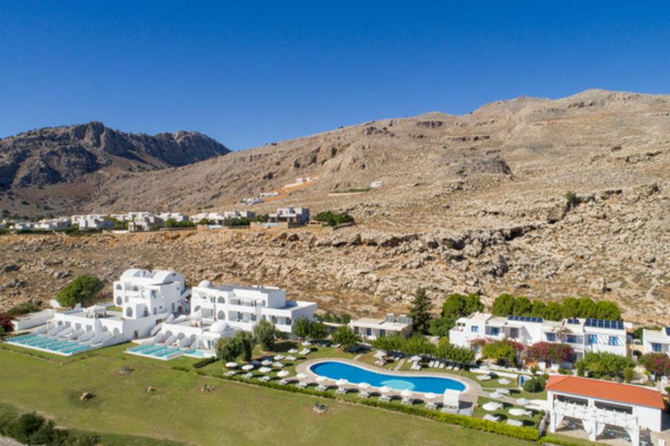 Hôtel Lindos Sun Rhodes Iles Grecques