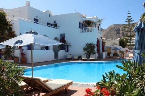 Grece-Santorin, Club Héliades Kouros Village 4*