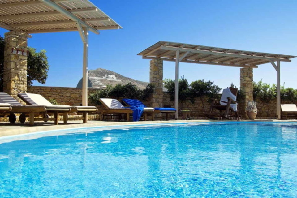 Hôtel Kallisti Santorin Iles Grecques