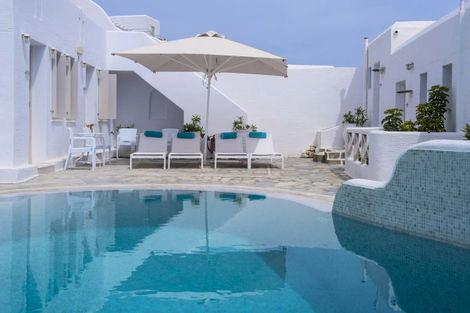 Grece-Santorin, Hôtel Kanale's 4*