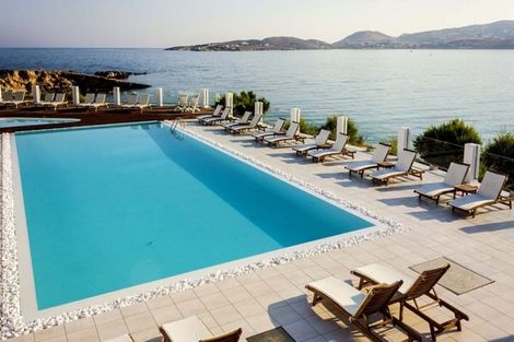 Grece-Santorin, Hôtel Paros Bay 3*
