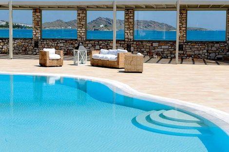 Grece-Santorin, Hôtel Saint Andrea Seaside Resort 4*