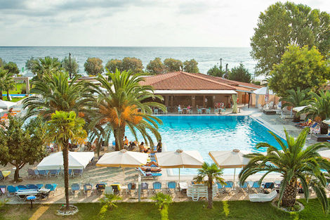 Grece-Thessalonique, Club Coralia Poseidon Palace 4*