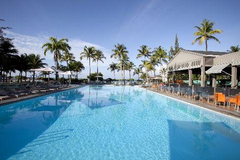 Guadeloupe-Pointe A Pitre, Hôtel La Créole Beach 4*