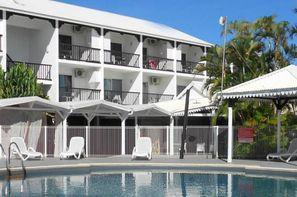 Guadeloupe-Pointe A Pitre, Hôtel Bwa Chik 3*