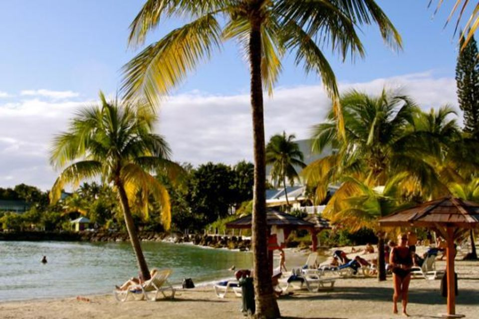 Hôtel Karibea Beach Hotel Gosier Guadeloupe