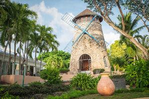 Guadeloupe-Pointe A Pitre, Hôtel Le Relais du Moulin 4*