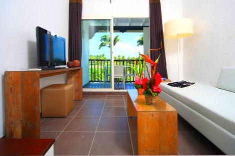 Guadeloupe-Pointe A Pitre, Hôtel Bwa Chik Hôtel & Golf 3*