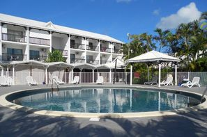 Guadeloupe-Pointe A Pitre, Hôtel Bwa Chik & Golf 3*